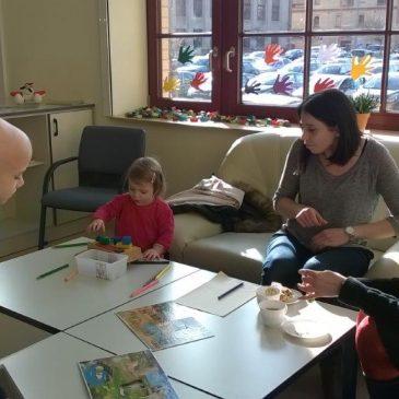 Elterncafé in der Kita Weltenbummler