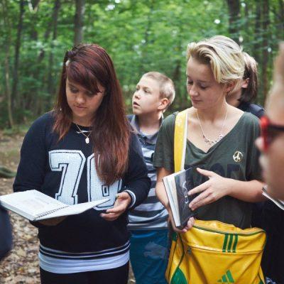 Wunderland Wald I – Auf dem Forscherpfad durch die Heide
