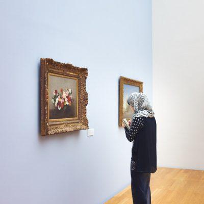 Ich sehe mich, wie du mich siehst.  I  – Im Museum der Bildenden Künste Leipzig