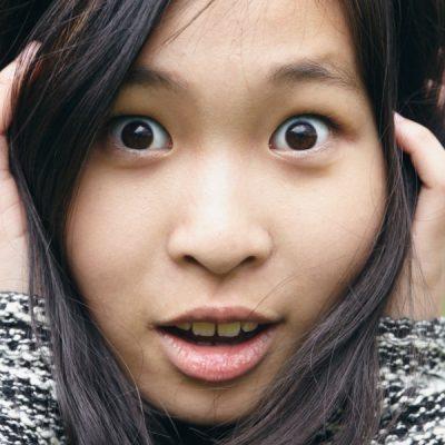Ich sehe mich, wie du mich siehst. II – Mai Chi (überrascht)