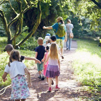 Sommer Sonne Garten II – Auf Erkundungstour durch den Garten