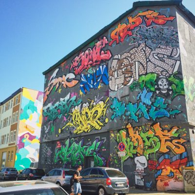 Street Art Safari – Unterwegs in der Freiraumgalerie