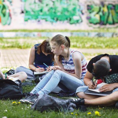 """Street Art Safari – Zeichnen in der """"Hall of Fame"""" in Halle-Neustadt"""
