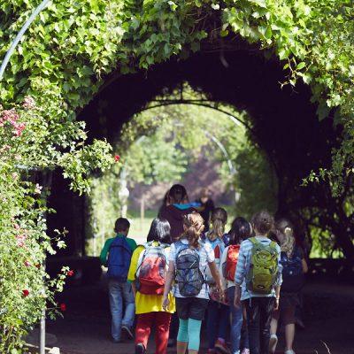 Wunderland Wald II – Garten der Unterburg Giebichenstein