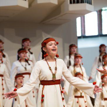 Nicht verpassen: Internationales Kinderchorfestival im Mai!