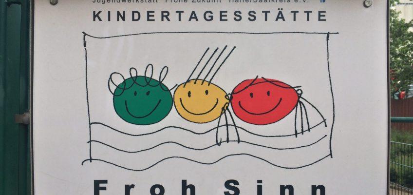 "Sommerfest am 06.06.18 in der Kita ""Froh-Sinn"""