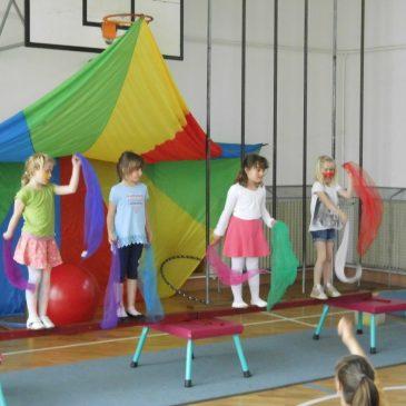 Wir machen Zirkus im Hort Auenschule