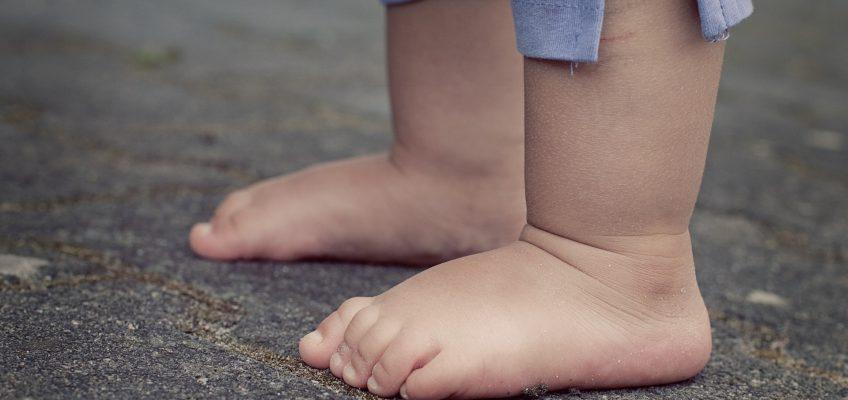 Gesunde Kinderfüße