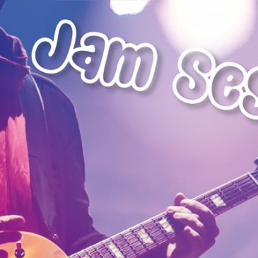 "Jam Session am 27.09.2017, 19.30 – 00.00 Uhr in der ""Goldenen Rose"""