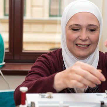 Stark im Beruf – Mütter mit Migrationshintergrund steigen ein
