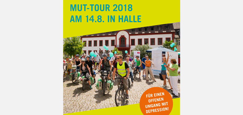"""MUT-TOUR"" am 14. August 2018"