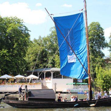"Kaffeefahrt mit dem historischen Segelschiff ""Askania"" am 21.09.2019"