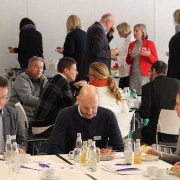4. Unternehmerfrühstück der STELLENBESETZER