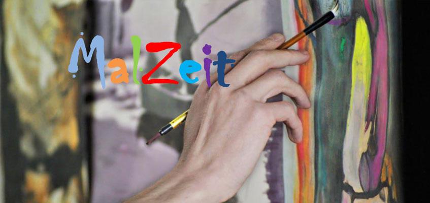 MalZeit – ein kreativtherapeutisches Angebot