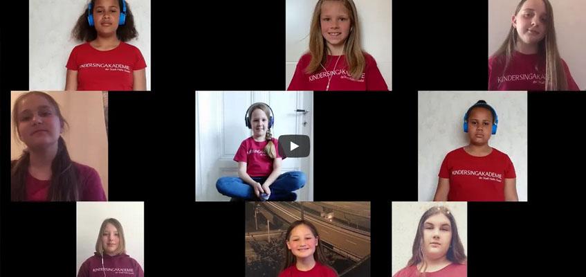 Videoprojekt der Kindersingakademie