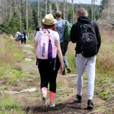 Wir rocken den Brocken – Ferienfahrt von LABYRINTH 2021 in den Harz