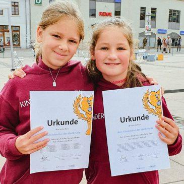 Kinderchortag in Bernburg