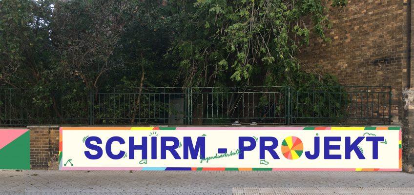Interview und Podcast mit MDR über die Arbeit im SCHIRM-Projekt